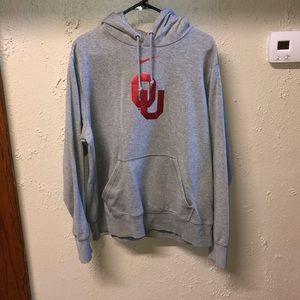 Oklahoma Sooners Nike Hoodie